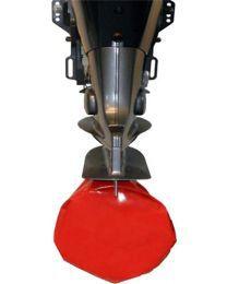 Propeller hoes (Grootte: Propellor diameter tot Ø30cm)