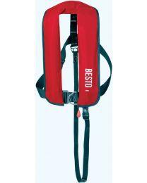 Besto 165N rood Type Met harnas